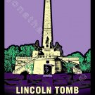 Lincoln Tomb in Springfield, Illinois