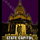 State Capitol in Springfield, Illinois
