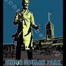 Union Square Park in Springfield, Illinois