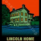 Lincoln Home in Springfield, Illinois