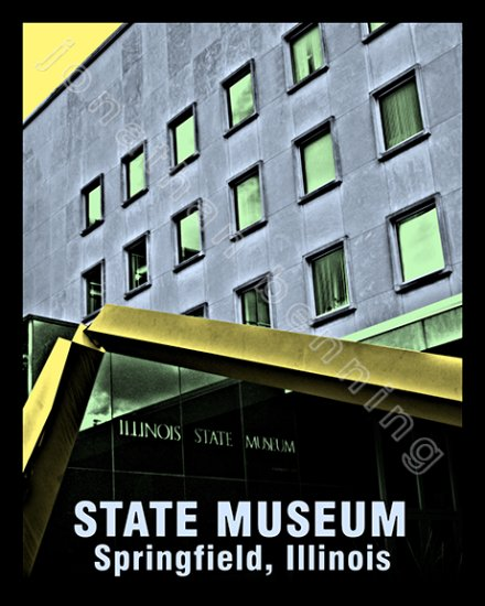 State Museum in Springfield, Illinois