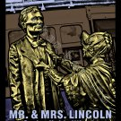 Mr. & Mrs. Lincoln in Springfield, Illinois