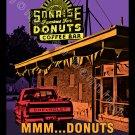 Mmm...Donuts in Springfield, Illinois
