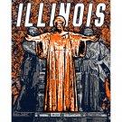 "16"" x 20"" - Illinois Alma Mater"