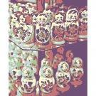 """11""""x14"""" - Matryoshka Dolls"""