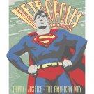 """16"""" x 20"""" Metropolis Superman"""