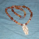Goddess Necklace hand crafted one of a kind
