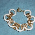 Lucite vintage bracelet handcrafted one of a kind