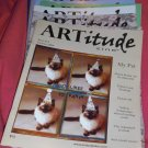 Artitude issue 1-20 including premier issue