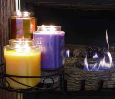 12 oz Triple scented candle (ON SALE)