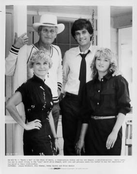 HARRY AND SON Joanne Woodward, Paul Newman, Robby Benson, Ellen Barkin 8x10 movie still photo