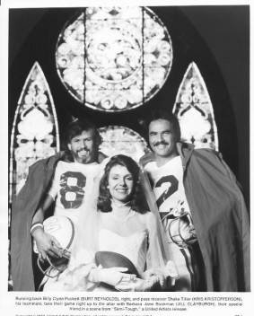 SEMI-TOUGH Kris Kristofferson, Jill Clayburgh, Burt Reynolds 8x10 movie still photo