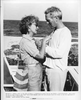 HARRY AND SON Joanne Woodward, Paul Newman 8x10 movie still photo