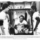 THE SLUGGER'S WIFE Michael O'Keefe, Randy Quaid, Cleavant Derricks 8x10 movie still photo