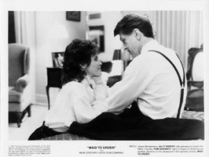 MAID TO ORDER Ally Sheedy, Tom Skerritt 8x10 movie still photo