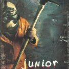 JUNIOR (DVD) Cecilia Bergqvist, Marlene Simons NEW SEALED