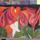 funky lilies