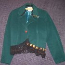 pattern for this gorgeous Jacket Designer Ragnificient