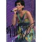 CANADIAN SINGER NELLY FURTADO SIGNED 4X6 PHOTO