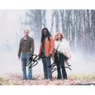 TWILIGHT CAST SIGNED 8X10 PHOTO (2) SIGNATURES + COA