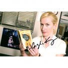 THE OFFICE'S ANGELA KINSEY SIGNED 4X6 PHOTO + COA