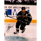 DALLAS STARS BILL GUERIN SIGNED 8x10 PHOTO + COA