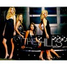 THE HILLS CAST SIGNED 8x10 PHOTO + COA
