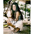 VANESSA HUDGENS SIGNED 8x10 PHOTO + COA