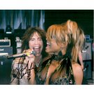 AEROSMITH STEVEN TYLER SIGNED 8x10 PHOTO + COA