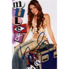 HANNAH MONTANA MILEY CYRUS SIGNED 4X6 PHOTO + COA