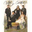 GHOST WHISPERER CAST SIGNED 8x10 PHOTO