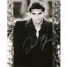 DAVID BOREANZ SIGNED 8x10 PHOTO