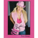 PAIGE HEMMIS SIGNED 8x10 PHOTO