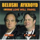 "BELUSHI + AYKROYD ""HAVE LOVE"" SIGNED CD"