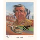 BOBBY ALLISON SIGNED 8x10 PHOTO + COA