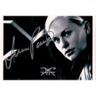 ANNA PAQUIN SIGNED 4x6 PHOTO + COA
