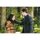 TWILIGHT ROBERT PATTINSON + KRISTEN STEWART SIGNED 4x6 PHOTO + COA