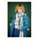ELIZABETH HUBBARD SIGNED 8x12 PHOTO