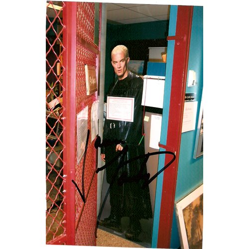 JAMES MARSTERS SIGNED 4x6 PHOTO + COA