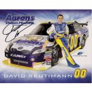 DAVID REUTIMANN SIGNED 8x10 PHOTO + COA