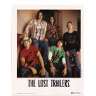 THE LOST TRAILERS SIGNED 8x10 PHOTO