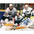 MARTY MCSORLEY SIGNED 8x10 PHOTO + COA