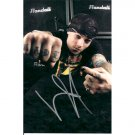 BENJI MADDEN SIGNED 4x6 PHOTO + COA