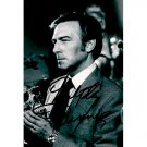 CHRISTOPHER PLUMMER SIGNED 4x6 PHOTO + COA