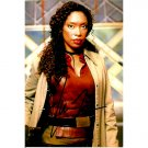 GINA TORRES SIGNED 4x6 PHOTO + COA