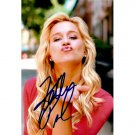 KELLIE PICKLER SIGNED 4x6 PHOTO + COA
