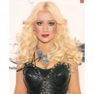 CHRISTINA AGUILERA SIGNED 8x10 PHOTO + COA