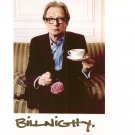 Bill Nighy SIGNED 4x6 PHOTO + COA