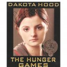 "Dakota Hood ""The Hunger Games"" SIGNED 8 x 10 PHOTO + COA"