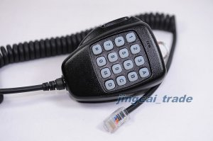 DTMF Mic for ICOM IC-2720H IC-2200H IC-208H HM-118TN